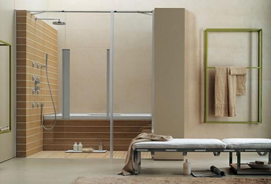 Cube Room Multisystem - Smart badrumslayout av Albatros - DigsDi