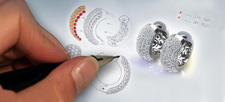 Smyckedesigner - Smycken sedan 19