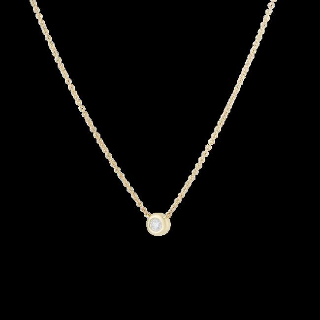 Diamanthalsband |  Meju