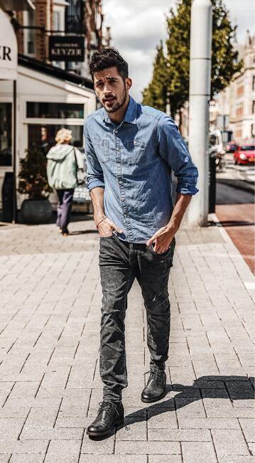 10 senaste vårdressidéer för stiliga män    Vårkläder.