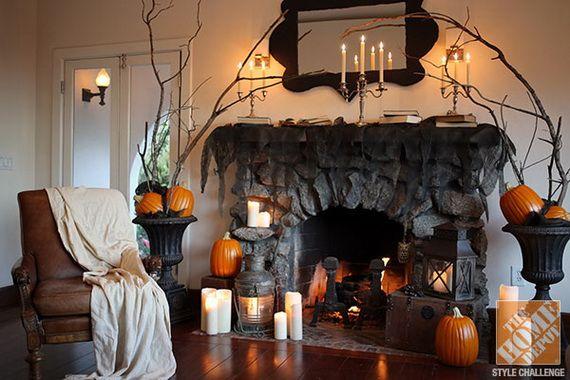 50 fantastiska idéer för Halloween inomhus och utomhus    Enkelt.