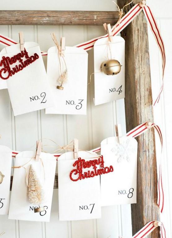 40 fantastiska och kreativa julkalendrar - DigsDi
