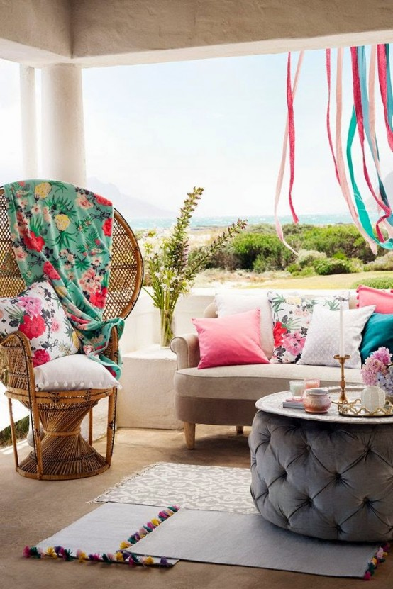 Färgglada medelhavsinspirerade H&M utomhuskollektion - DigsDi