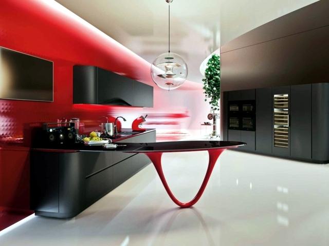 Ferrari moderna kök - Ola 25 av Snaidero |  Inredningsdesign .