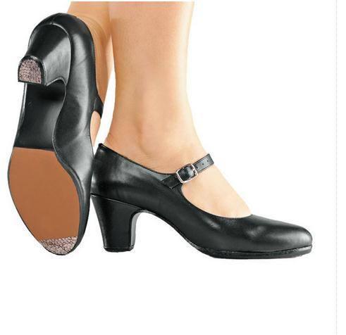 Så Danca Flamenco Skor |  2-tums Flamenco Dance Sho