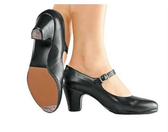 So Danca Flamenco Shoes för vuxna - FL12 - Enchanted Dancewe