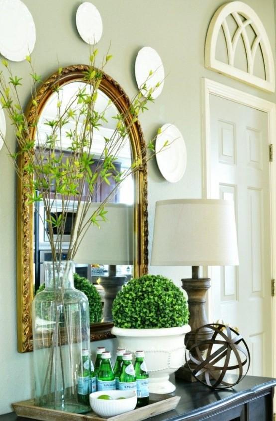 Ta med våren: 27 vackra grönskande detaljer för ditt hem.