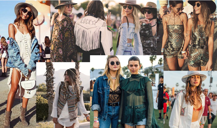 Coachella Style Gui