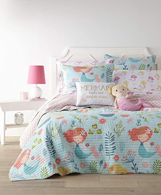 Amazon.com: Levtex Home - Andrina Quilt Set -Twin Quilt + One.