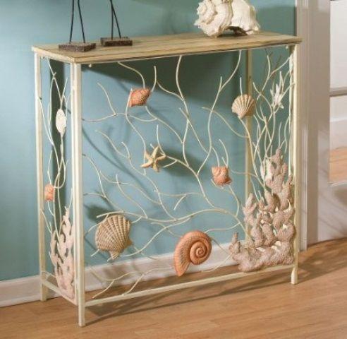 58 Fantastiska havsinspirerade möbelstycken |  DigsDigs |  Inredning, strand.