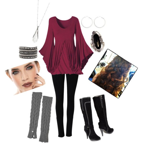 Witch Inspired Fall Outfit |  Outfit inspirationer, Fall outfits.