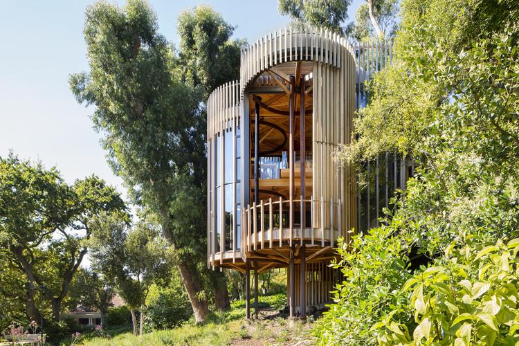 Tree House / Malan Vorster Architecture Interior Design |  ArchDai
