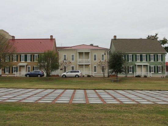 Cottages - Bild från Residence Inn Savannah Downtown / Historic.
