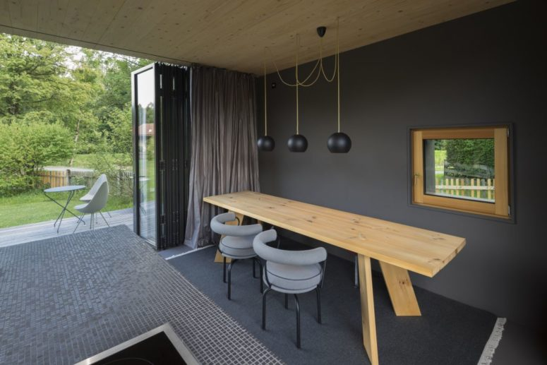 Högt semesterhus med ett litet fotavtryck - DigsDi