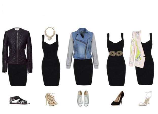 Little Black Dress: Olika sätt att utforma den |  GTBl