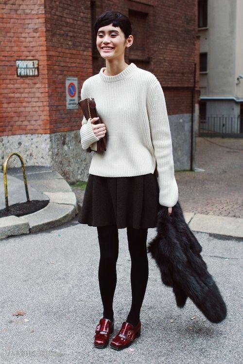 svart skater kjol modell av tjänst