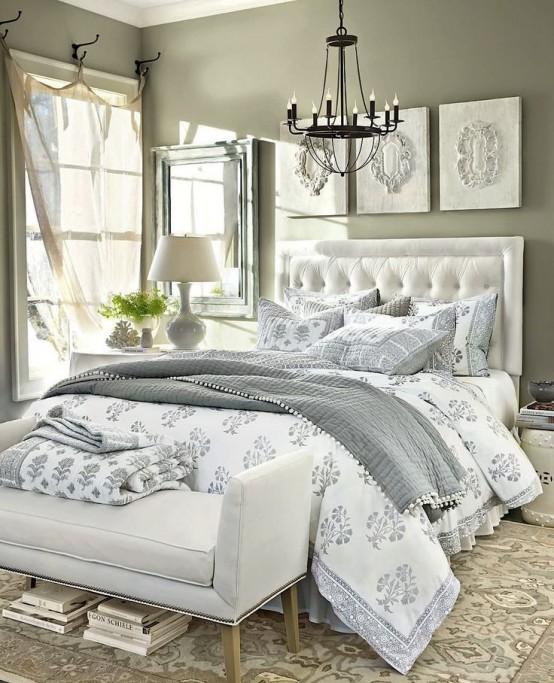 Hur du gör ditt sovrum avslappnande: 7 idéer och 28 exempel - DigsDi