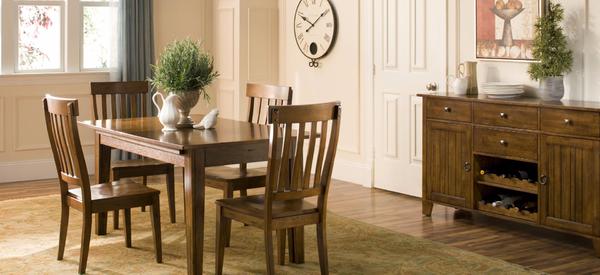Hur man väljer rätt matbord för ditt hem - New York.