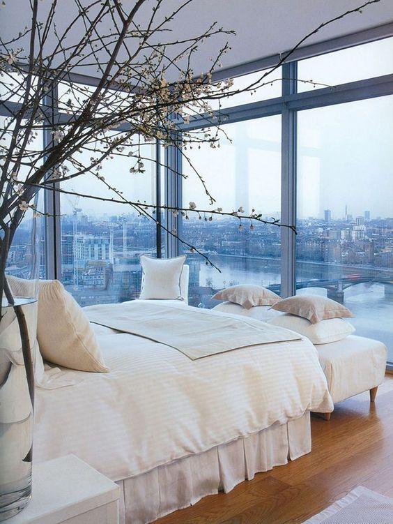 25 enkla sätt att omfamna utsikten i rummet - DigsDi