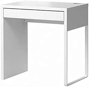 Amazon.com: IKEA MICKE Skrivbord, vitt: möbler & dec