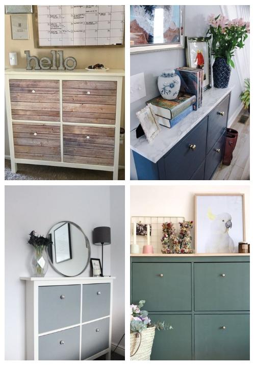 20 IKEA Hemnes skoskåp som du kommer att älska    ComfyDwelling.c