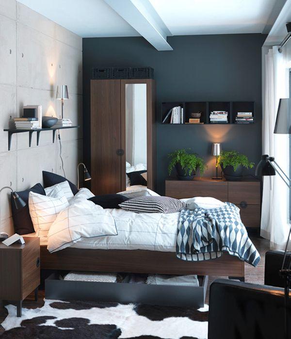 45 Ikea-sovrum som förvandlar detta till ditt favoritrum i Hou