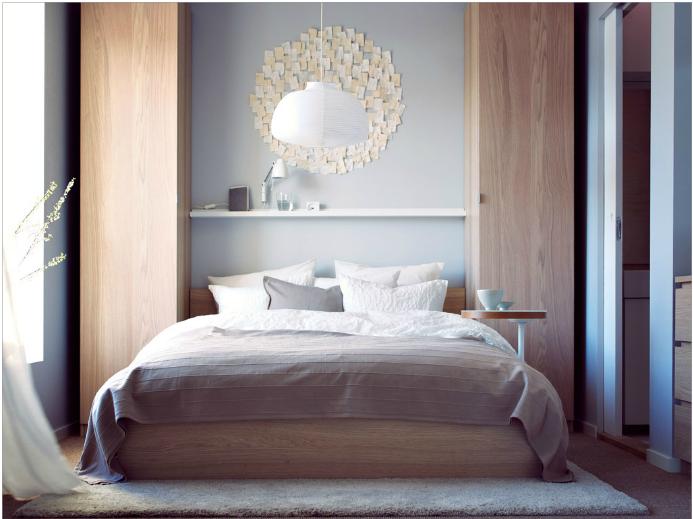 IKEA US - Möbler och heminredning |  Litet sovrum förvaring.