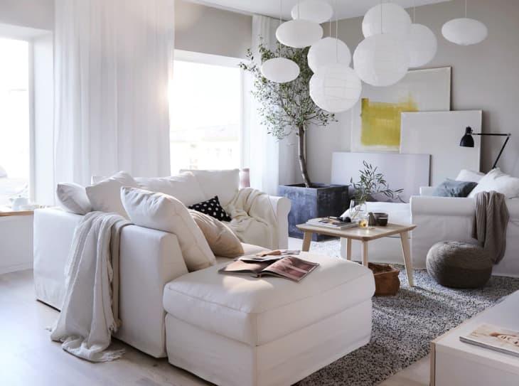 Mysiga IKEA-vardagsrumsdesignidéer - IKEA Living Rooms    Lägenhet.
