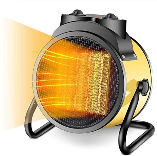 Amazon.com: Buyplus Garage Space Heater Electric - Bärbar inomhus.