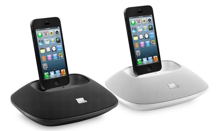 JBL iPhone-högtalardocka    Groupon Goo