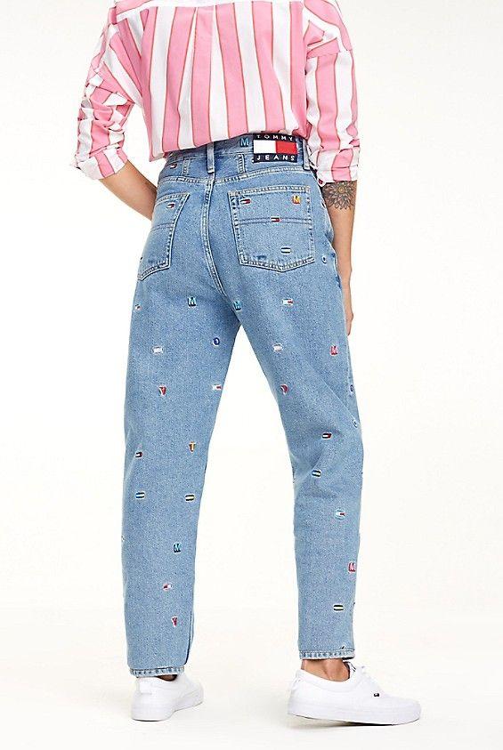 Kvinnors jeans    Tommy Hilfiger USA    Dam jeans, Tommy hilfiger.