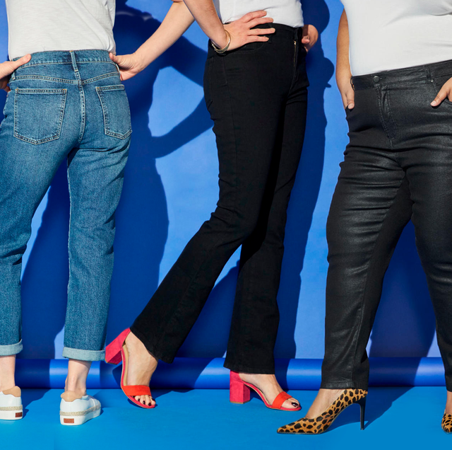 18 bästa jeans för kvinnor 2020 - Bästa passande jeans efter stil och.
