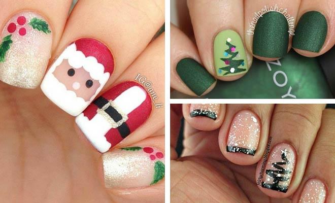 71 jul nagelkonstdesigner och idéer för 2019 |  StayGl