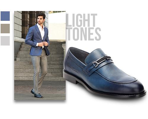 Hur man kombinerar din kostym och dina skor - Blogg Cuad