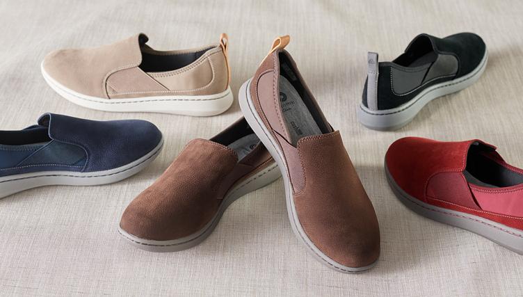 Komfortskor - Bekväma skor för kvinnor - QVC.c