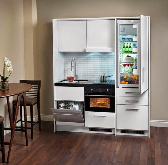 Kök: Förvaring av köksskåp Lägenheter för förvaring av kök.