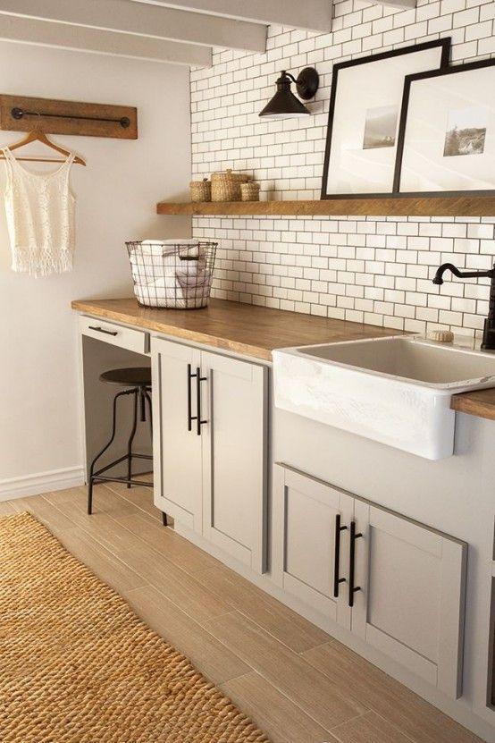 Kreativa tvättstugor du bör titta på  Tvättstuga .