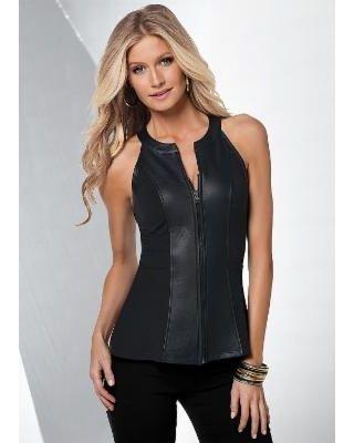 Lädertoppar - fashiondiys.com 2020 |  Venus kläder, mode.