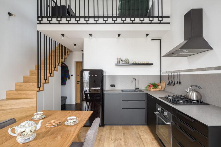 Modern lägenhet med knäppa detaljer - DigsDi
