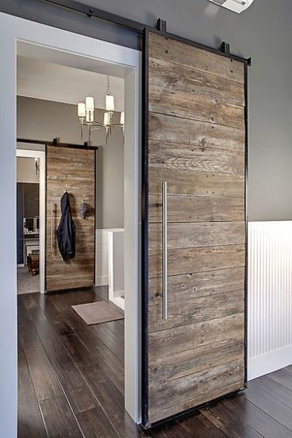 29 idéer för att ge rustik hygge till din interiör (med bilder.