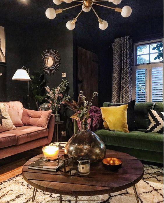 37 häftiga sätt att ge ditt hem en mysig känsla |  Elegant heminredning.