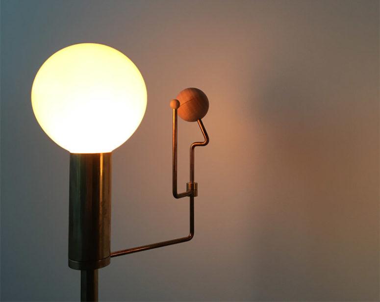 Orrery lampa inspirerad av solsystemet - DigsDi
