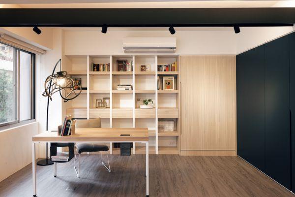 Liten och multifunktionell lägenhet som även har plats för AP
