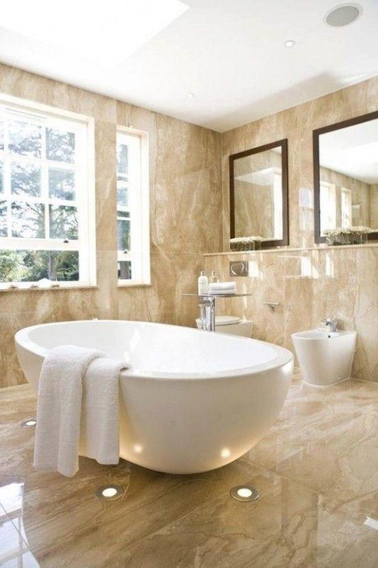 Lyxiga badrumsmarmor i marmor (16) |  Marmor badrum design.