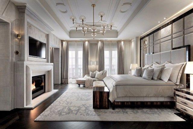 20 lyxiga sovrumsdesignidéer att kopiera nästa säsong |  Heminredning .