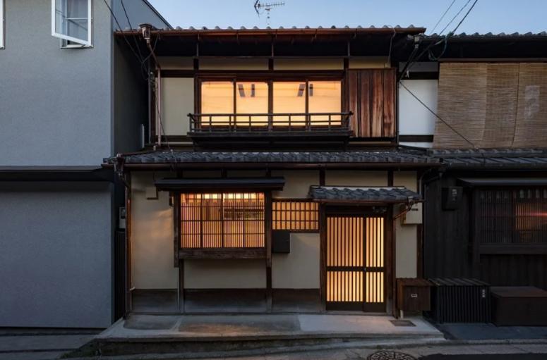 Machiya House blir renoverat i minimalistisk stil - DigsDi