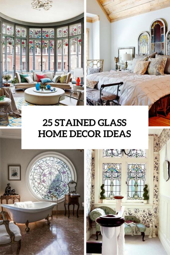 25 målade glasidéer för hem- och inomhusinredning - DigsDi
