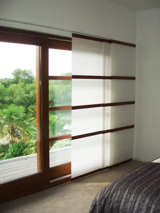 Minimalism och mångsidighet: 20 japanska paneler för ditt hem.