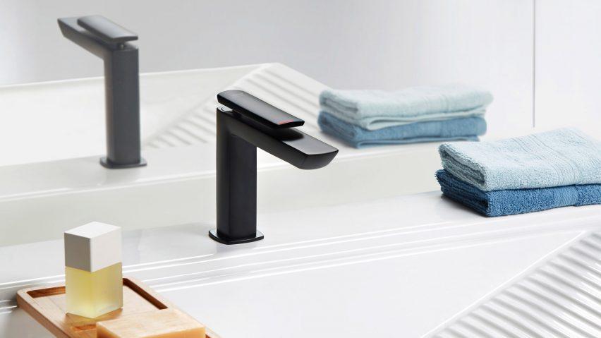 Jacob Jensen skapar minimalistisk badrumssamling för Cot