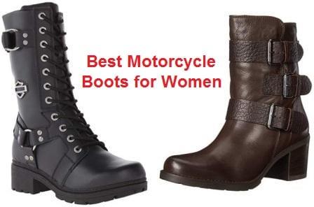 Topp 10 bästa motorcykelstövlar för Wom